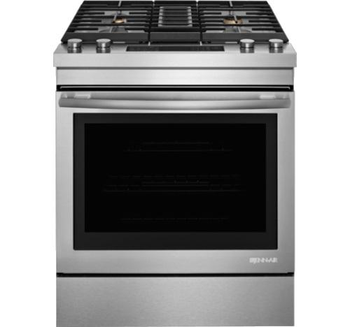 "Jenn-Air 30"" Dual-Fuel Downdraft Range"