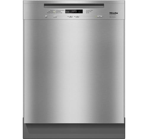 Miele Pre-Finished Full Size Dishwasher W/Visible Control Panel