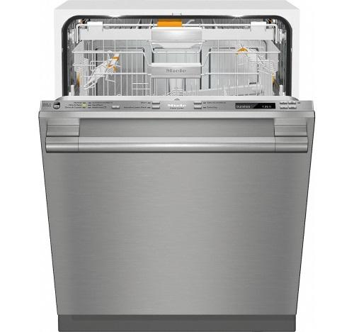 Miele Fully Integrated Full Size Dishwasher W/Hidden Control Panel
