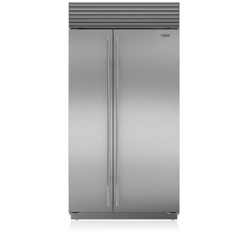"Sub-Zero Build-In Side-By-Side 42"" Refrigerator"