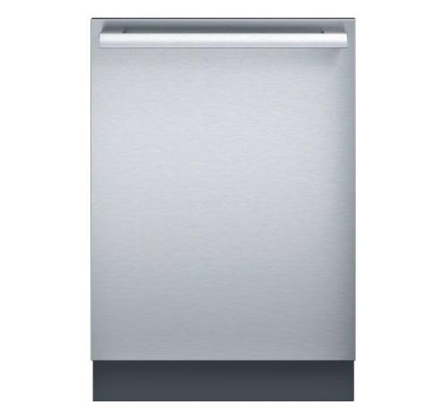 "Thermador Emerald 24"" Dishwasher - Fully Flush Stainless Steel Panel"