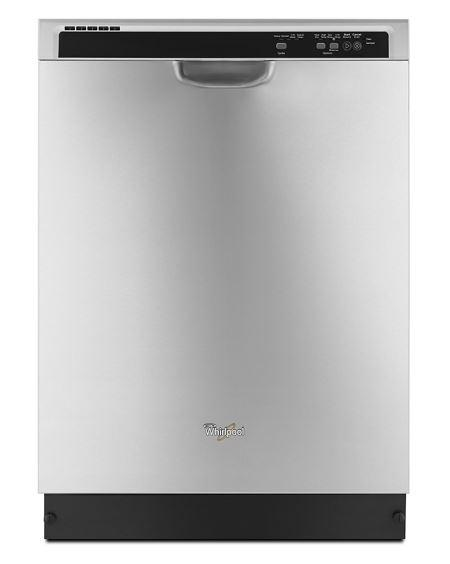 Whirlpool Energy Star Dishwasher with 1-Hour Wash Cycle