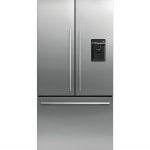 Fisher & Paykel ActiveSmart™ Fridge - 17 cu. ft. Counter Depth French Door with Ice & Water